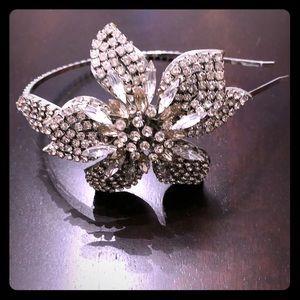 Ti Adoro bridal headband